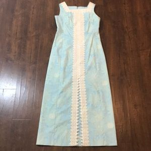 Like New Vintage Lilly Pulitzer Maxi Dress